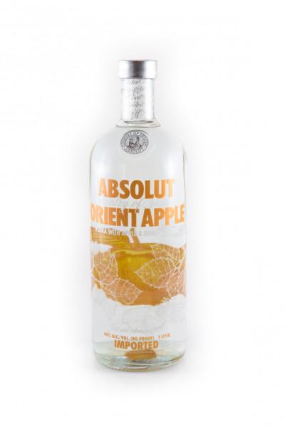 Absolut Orient Apple Vodka - 40% vol - (1 Liter)