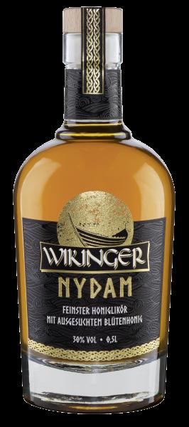 Wikinger Nydam Honig-Likör - 0,5L 30% vol