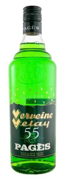 Pagês Verveine du Velay Verte 55 - 0,7L 55% vol