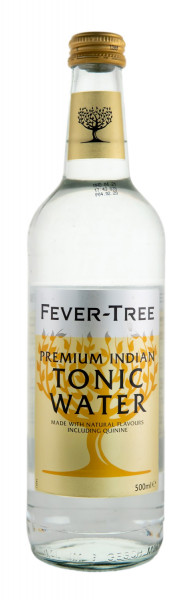 Fever Tree Indian Tonic Water - 0,5L