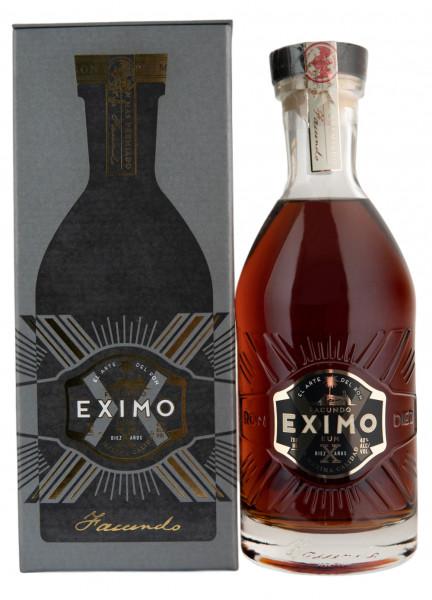 Facundo Eximo Diez X Anos Rum - 0,7L 40% vol