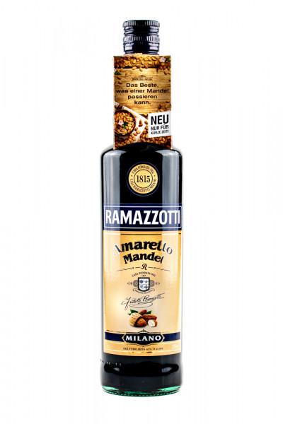 Ramazzotti Amaretto Mandel - 0,7L 25% vol