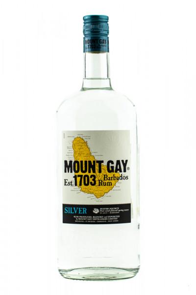 Mount Gay Eclipse Silver Rum - 1 Liter 40% vol