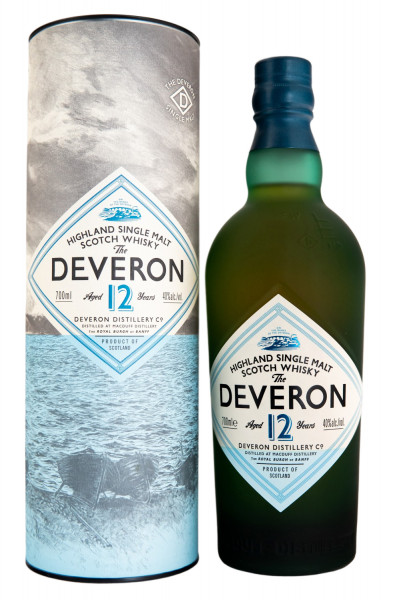 The Deveron 12 Jahre Highland Single Malt Sotch Whisky - 0,7L 40% vol