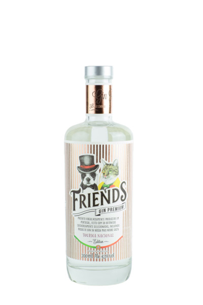 Friends Touriga Nacional Gin - 0,7L 43% vol