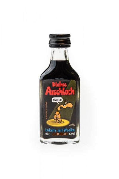Kleines Arschloch Lakritz 8er-Pack - 0,16L 15% vol