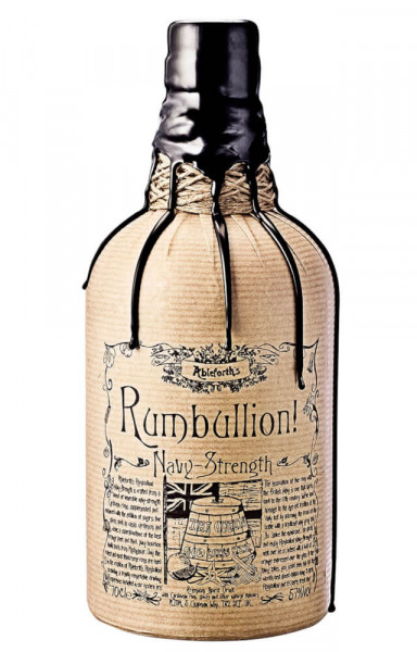Ableforth Rumbullion Navy-Strenght - 0,7L 57% vol