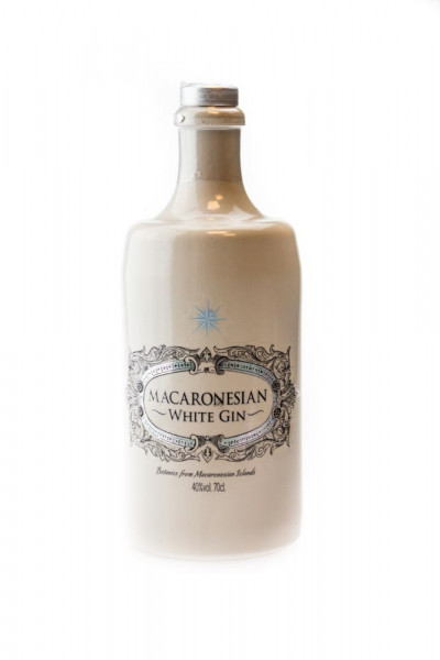 Macaronesian White Gin - 0,7L 40% vol