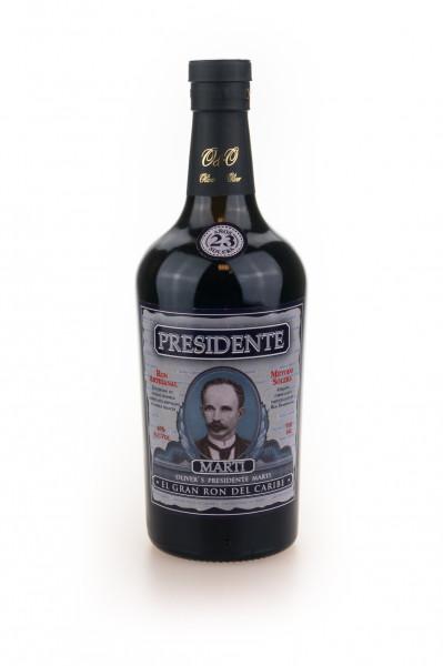 Presidente 23 Jahre Rum - 0,7L 40% vol