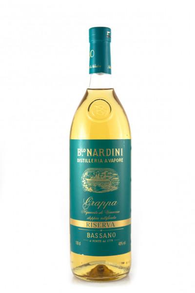 Nardini Grappa Riserva 40 - 40% vol - (1 Liter)