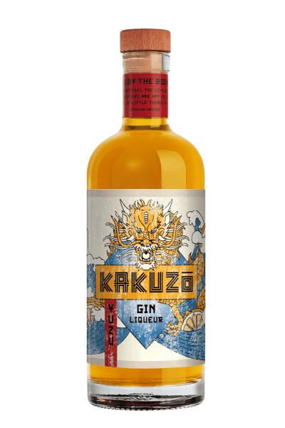 Kakuzo Yuzu Gin Likör - 0,7L 20% vol