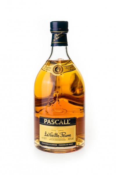 Pascall La Vieille Prune Alter Pflaumenbrand - 0,7L 40% vol