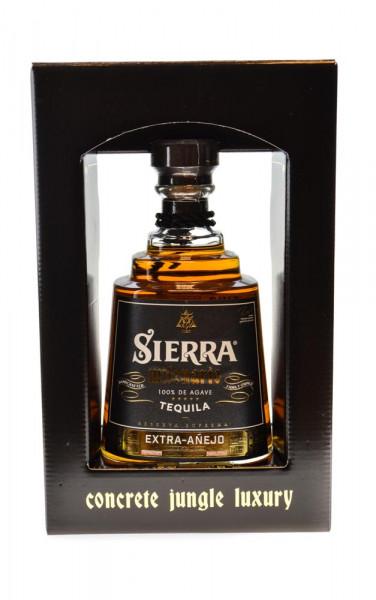 Sierra Milenario Tequila Extra Anejo - 0,7L 41,5% vol