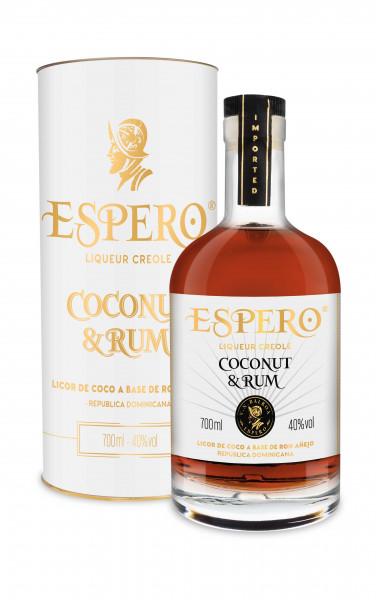 Espero Creole Coconut & Rum - 0,7L 40% vol