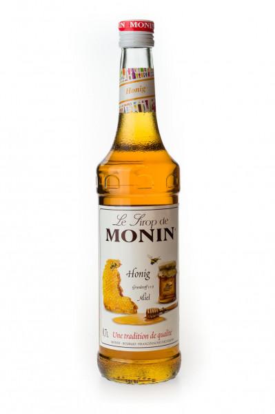Monin Honig Sirup - 0,7L