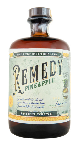 Remedy Pineapple Rum - 0,7L 40% vol