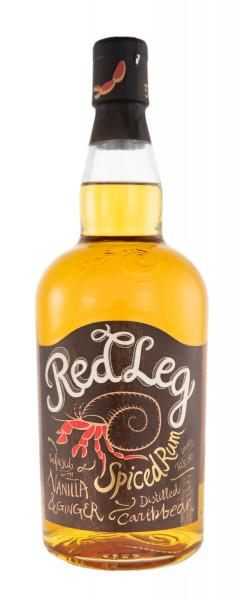 RedLeg Vanilla Spiced Rum - 0,7L 37,5% vol