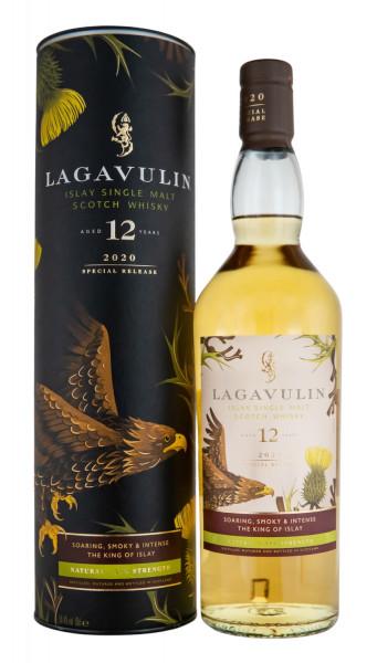 Lagavulin 12 Jahre Special Release 2020 Single Malt Scotch Whisky - 0,7L 56,4% vol
