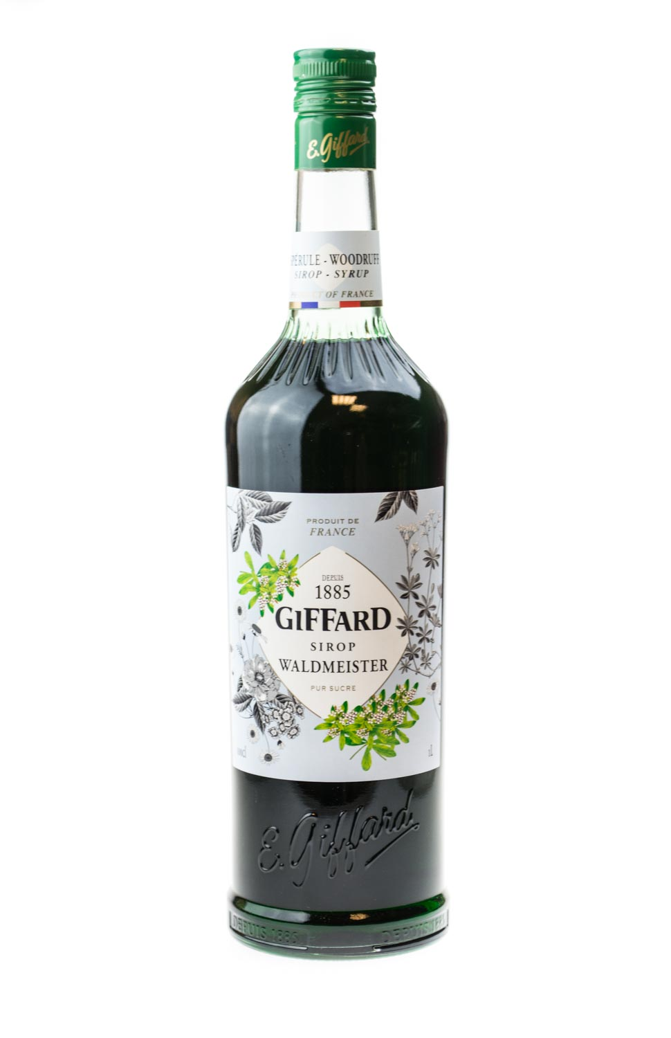 giffard waldmeister sirup 1 liter kaufen ab 7 06 conalco. Black Bedroom Furniture Sets. Home Design Ideas
