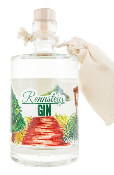 Rennsteig Gin mit Öl-Lampen Set - 0,5L 41% vol