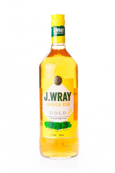 J. Wray Gold Jamaica Rum - 1 Liter 40% vol