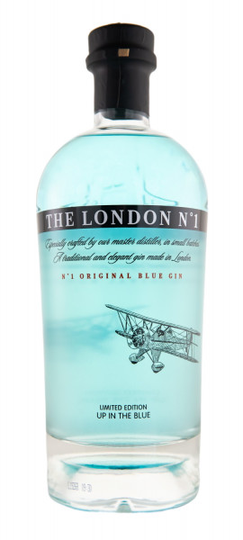 The London No. 1 Original Blue Gin - 1 Liter 47% vol