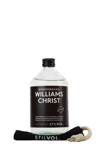 STILVOL Williams Christ Birnenbrand - 0,5L 40% vol