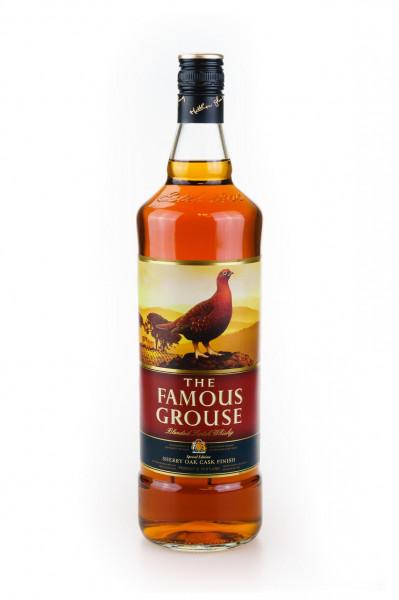 Famous Grouse Sherry Cask Finest Scotch Whisky - 1 Liter 40% vol