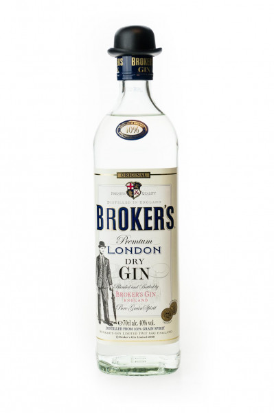 Brokers Gin - 0,7L 40% vol