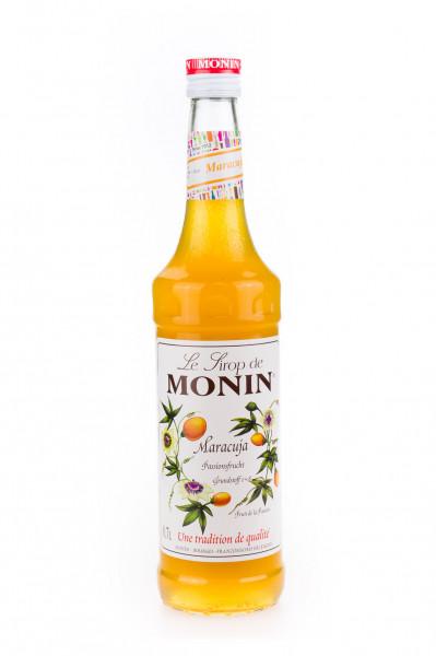 Monin Maracuja Fruit de la Passion Sirup - 0,7L