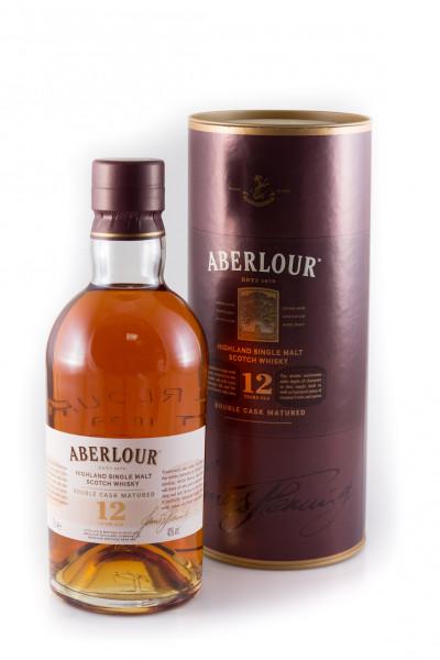 Aberlour 12 Years 0,7