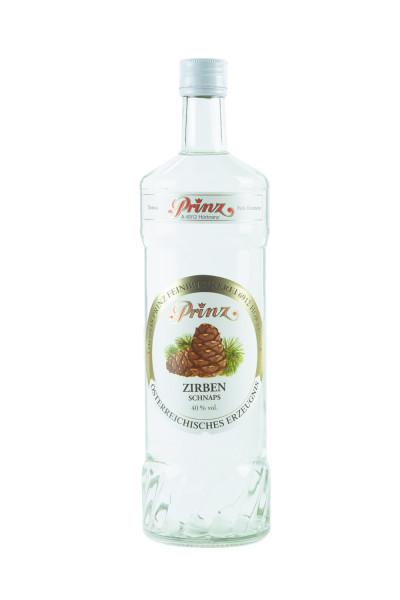 Prinz Zirben Schnaps - 1 Liter 40% vol