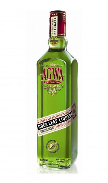 Agwa de Bolivia, Coca leaf liqueur Lik