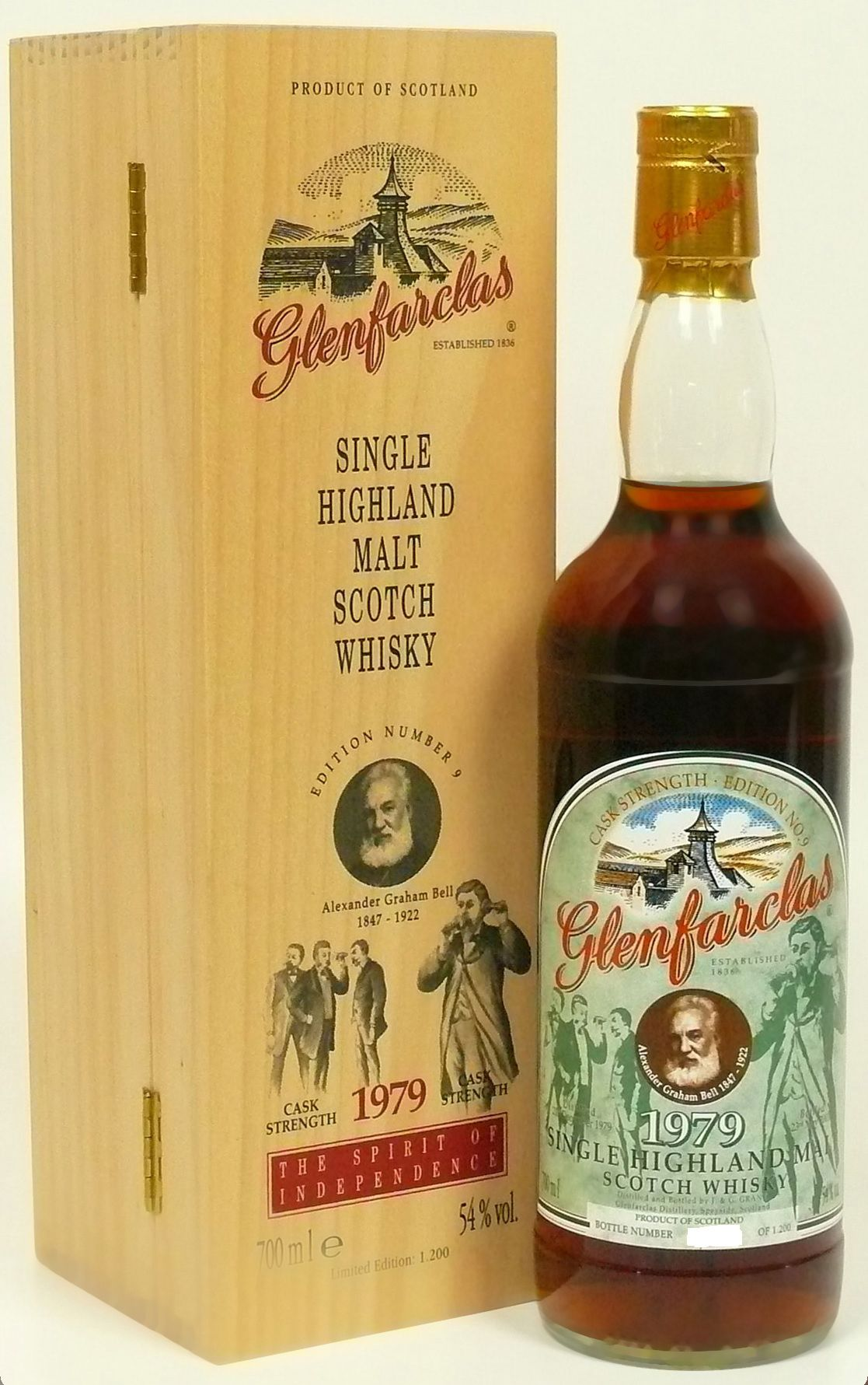 Glenfarclas Edition No. 9 Graham Bell