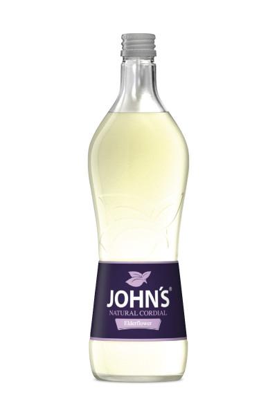 Johns Holunderblüten Sirup - 0,7L