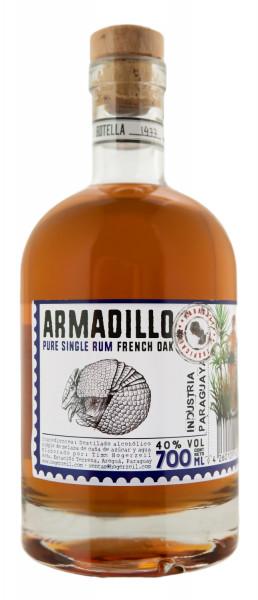 Armadillo French Oak Pure Single Rum - 0,7L 40% vol
