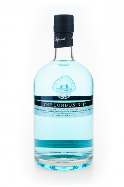 The London No. 1 Original Blue Gin - 1 Liter 47% vol