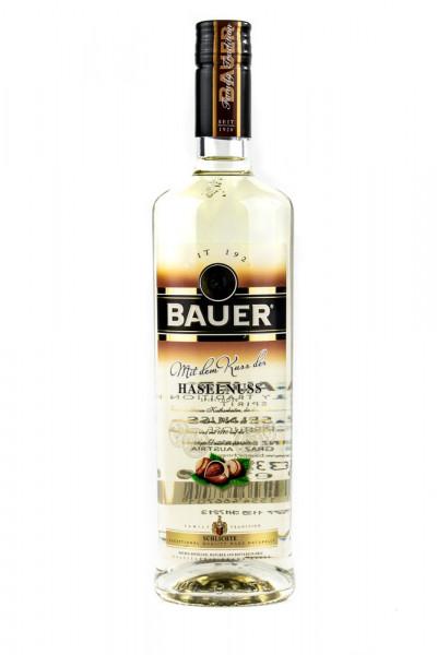 Bauer Kuss Haselnuss - 0,7L 33% vol