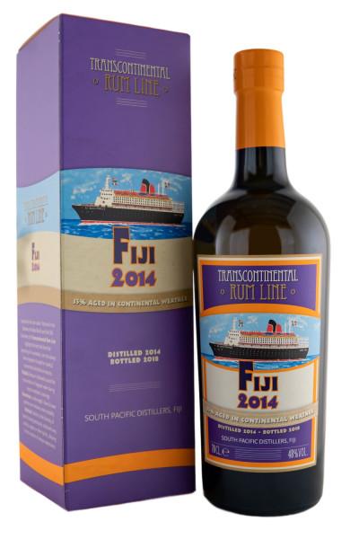 Fiji 2014 Transcontinental Rum Line - 0,7L 48% vol