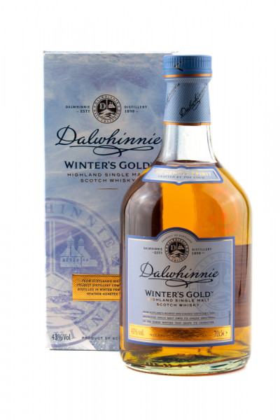 Dalwhinnie Winters Gold Single Malt Whisky - 0,7L 43% vol