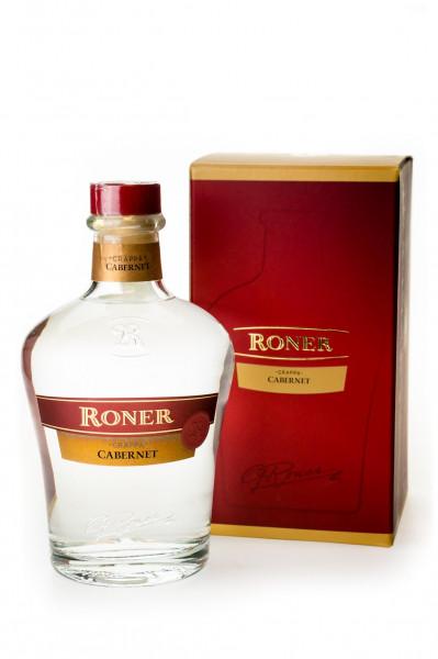 Roner Cabernet Riserva Grappa - 0,7L 42% vol
