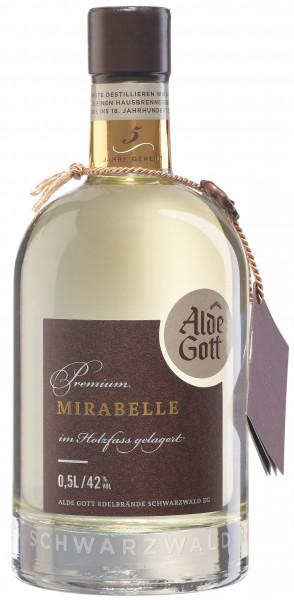 Alde Gott Mirabelle Edelbrand 5 Jahre - 0,5L 42% vol