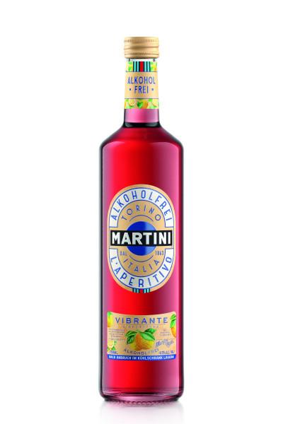 Martini Vibrante Alkoholfreier Aperitif - 0,75L