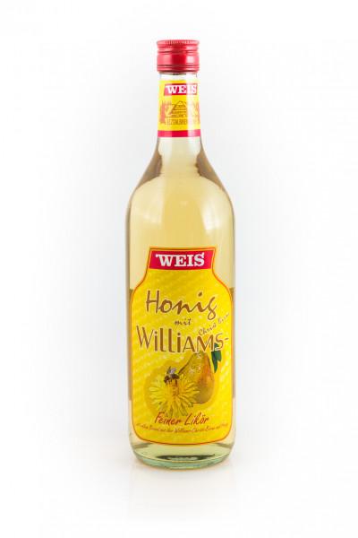 Weis_Williams__und__Honig_Likoer_aus_Williams-Christ-Birne-__und__Honig-Brand
