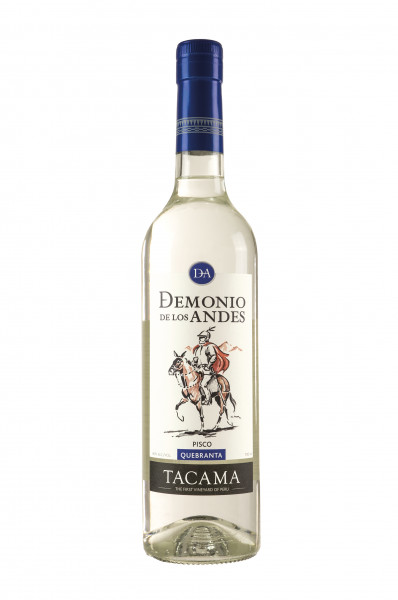 Tacama Pisco Quebranta - 0,7L 40% vol