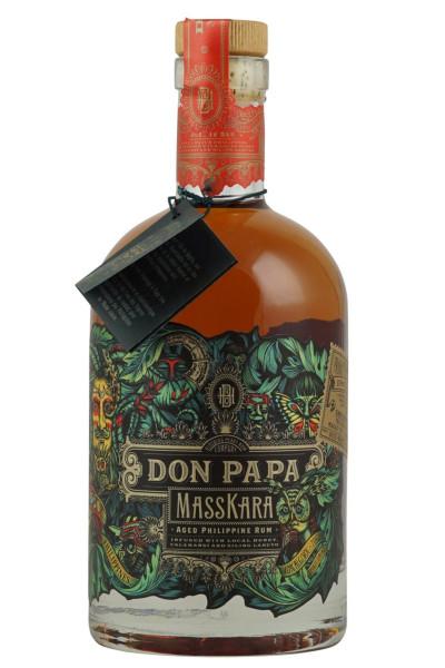 Don Papa Rum MassKara Limited Edition - 0,7L 40% vol