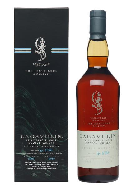 Lagavulin Distillers Edition 2003/2019 Single Malt Scotch Whisky - 0,7L 43% vol