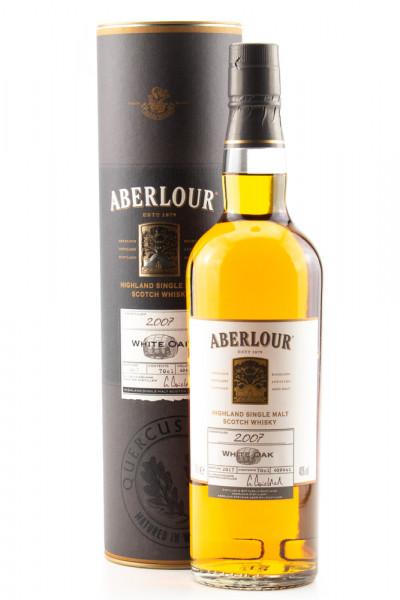 Aberlour White Oak Highland Single Malt Scotch Whisky - 0,7L 40% vol