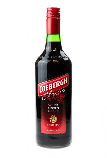 Coebergh Classic Johannisbeerlikör - 1 Liter 20% vol