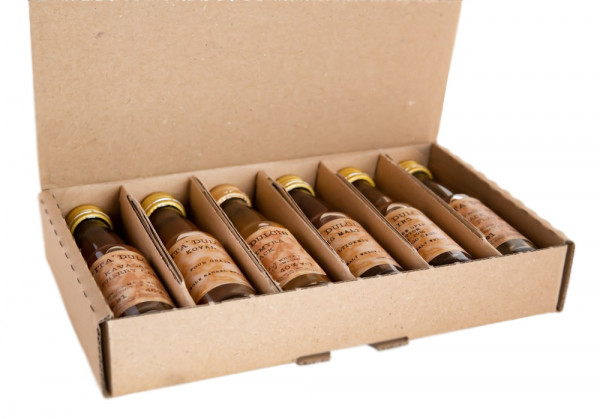 Whisky Exoten Tasting Box - 0,12L 47,3% vol